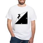 Math Joke Hypotemoose White T-Shirt