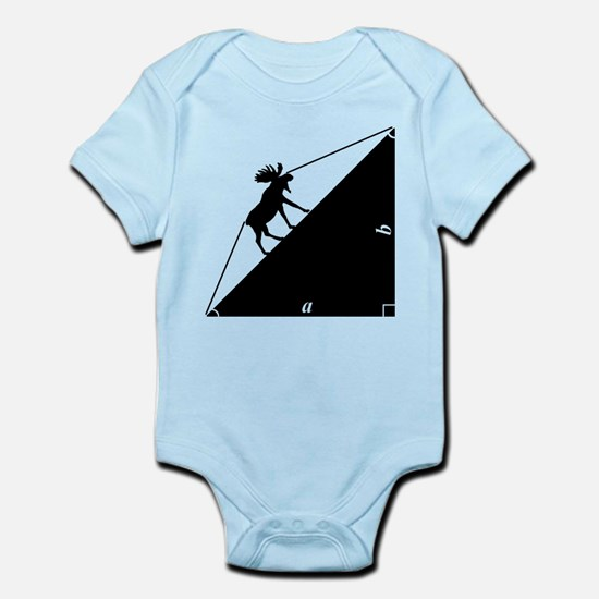 Math Joke Hypotemoose Infant Bodysuit