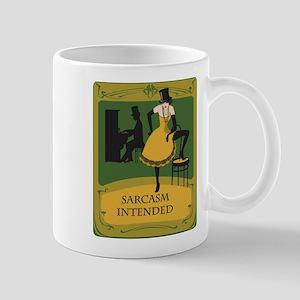 Art Nouveau Wisecrack Mug