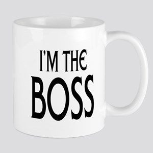 Im the Boss: Mug