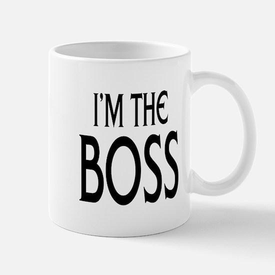 Im the Boss: Mug