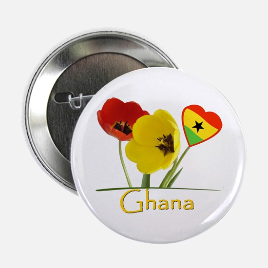 "Ghana Goodies 2.25"" Button (10 pack)"