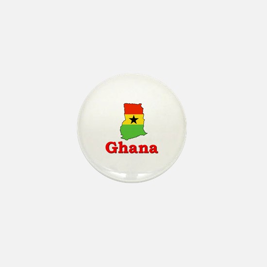 Ghana Goodies Mini Button