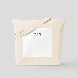 213 Tote Bag