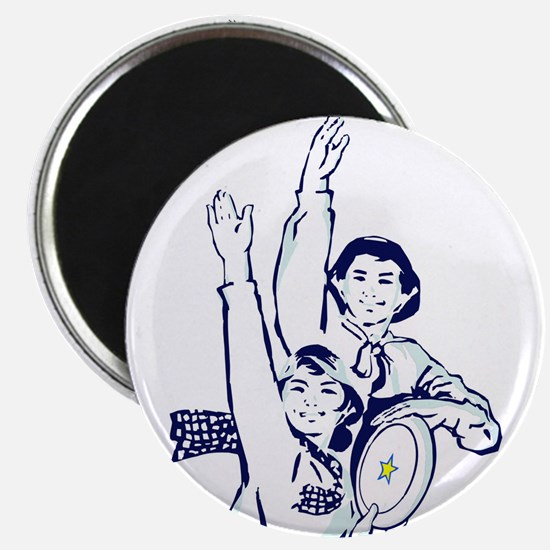"""Funny Ultimate disc 2.25"""" Magnet (10 pack)"""