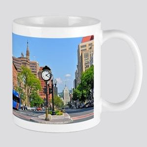 Albany, New York Energy Mug