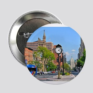 """Albany, New York Energy 2.25"""" Button"""