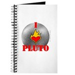 I Love Pluto! Journal