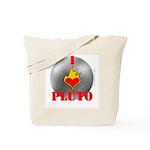 I Love Pluto! Tote Bag