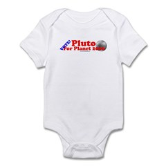 Vote - Pluto For Planet 2006 Infant Creeper