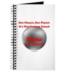 Pluto is a Planet! Journal