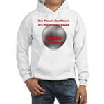 Pluto is a Planet! Hooded Sweatshirt