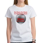 Pluto is a Planet! Women's T-Shirt
