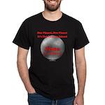 Pluto is a Planet! Black T-Shirt