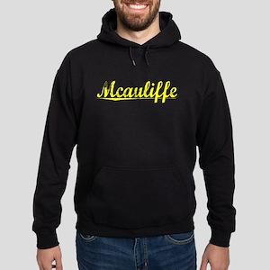 Mcauliffe, Yellow Hoodie (dark)