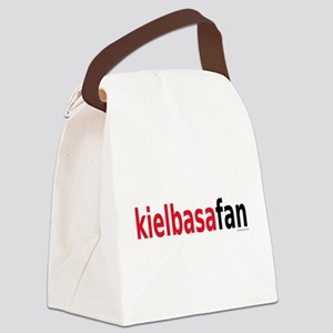 KielbasaFan Canvas Lunch Bag
