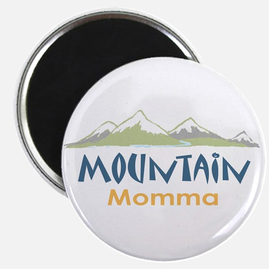 Mountain Momma Magnet