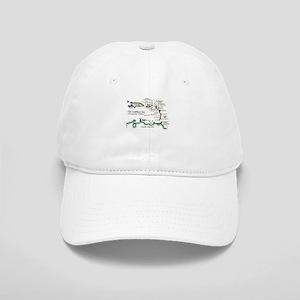 Caribbean Map Cap