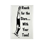 Gymnastics Magnets (10) - Stars