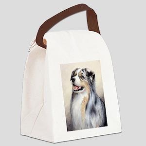 aussie_ollie Canvas Lunch Bag