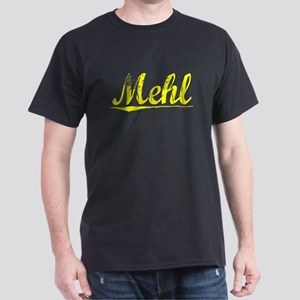 Mehl, Yellow Dark T-Shirt