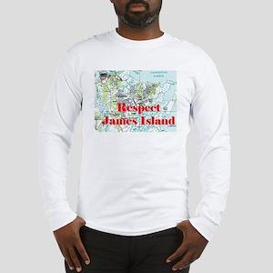 Respect James Island Long Sleeve T-Shirt