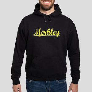 Merkley, Yellow Hoodie (dark)