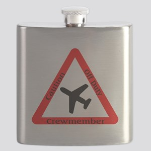 Airplane flask
