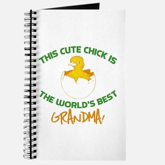 Cute Grandma Journal