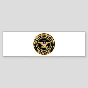 COUNTERTERRORIST CENTER - Bumper Sticker