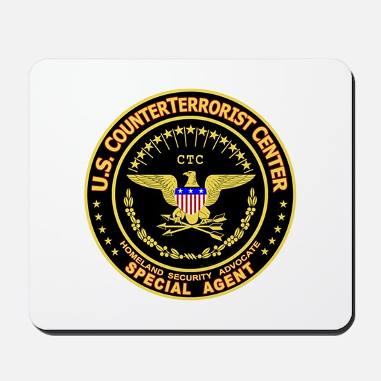 COUNTERTERRORIST CENTER -  Mousepad