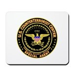 COUNTERTERRORIST CENTER -  Mousepad