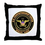 COUNTERTERRORIST CENTER -  Throw Pillow