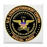 COUNTERTERRORIST CENTER - Tile Coaster