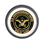COUNTERTERRORIST CENTER -  Wall Clock