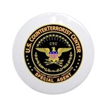 COUNTERTERRORIST CENTER - Ornament (Round)