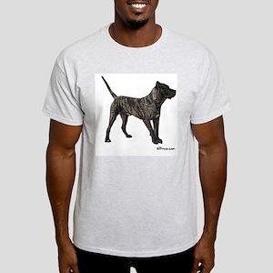Presa Art #1 Ash Grey T-Shirt