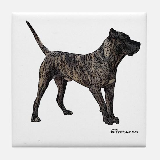 Presa Art #1 Tile Coaster