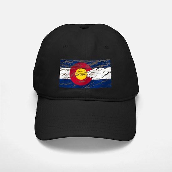 Colorado Vintage Flag Baseball Hat