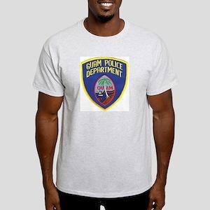 Guam Police Ash Grey T-Shirt
