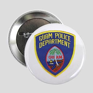 Guam Police Button