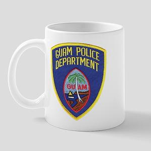 Guam Police Mug