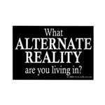 Alternate Reality Rectangle Magnet (100 pack)