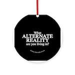 Alternate Reality Ornament (Round)