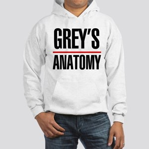 Greys Anatomy Hooded Sweatshirt