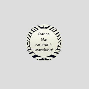 DANCE... Mini Button