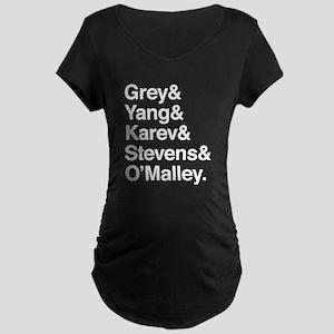 Grey, Yang, Karev, Stevens, Omalley Maternity Dark