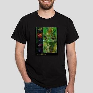 """Unity and Praise"" Black T-Shirt"