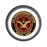 CounterTerrorist Center - CTC Wall Clock