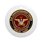 CounterTerrorist Center - CTC Ornament (Round)